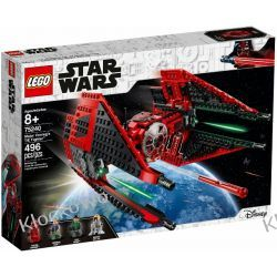 75240 MYŚLIWIEC TIE MAJORA VONREGA (Major Vonreg's TIE Fighter) - KLOCKI LEGO STAR WARS  Friends