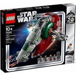 75243 SLAVE I (Slave I – 20th Anniversary Edition) - KLOCKI LEGO STAR WARS  Kompletne zestawy