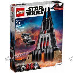 75251 ZAMEK DARTHA VADERA (Darth Vader's Castle) - KLOCKI LEGO STAR WARS  Star Wars