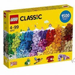 10717 KLOCKI, KLOCKI, KLOCKI (Extra Large Brick Box) KLOCKI LEGO CLASSIC Kompletne zestawy