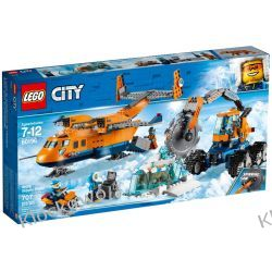 60196 ARKTYCZNY SAMOLOT DOSTAWCZY (Arctic Supply Plane) KLOCKI LEGO CITY Kompletne zestawy