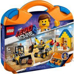 70832 ZESTAW KONSTRUKCYJNY EMMETA (Emmet's Builder Box!) KLOCKI LEGO MOVIE 2 Kompletne zestawy