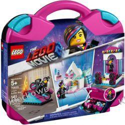 70833 ZESTAW KONSTRUKCYJNY LUCY (Lucy's Builder Box!) KLOCKI LEGO MOVIE 2 Dla Dzieci