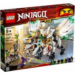 70679 ULTRASMOK (The Ultra Dragon) KLOCKI LEGO NINJAGO Lego