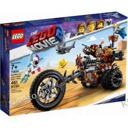 70834 TRÓJKOŁOWIEC STALOWOBRODEGO (MetalBeard's Heavy Metal Motor Trike!) KLOCKI LEGO MOVIE 2 Kompletne zestawy