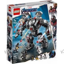 76124 POGROMCA WAR MACHINE ( War Machine Buster  )- KLOCKI LEGO SUPER HEROES  Playmobil