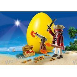 PLAYMOBIL 9415 PIRAT Z ARMATĄ Dla Dzieci
