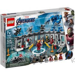 76125 ZBROJE IRON MANA ( Iron Man Hall of Armour )- KLOCKI LEGO SUPER HEROES
