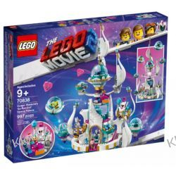 70838 PAŁAC KRÓLOWEJ WISIMI (Queen Watevra's 'So-Not-Evil' Space Palace)KLOCKI LEGO MOVIE 2 Lego