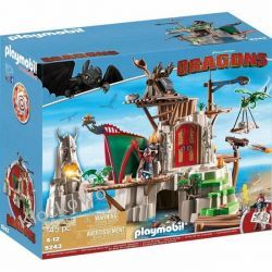 PLAYMOBIL 9243 BERK - PLAYMOBIL DRAGONS Policja