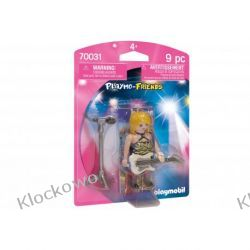 PLAYMOBIL 70031 GWIAZDA ROCKA - PLAYMO-FRIENDS Playmobil