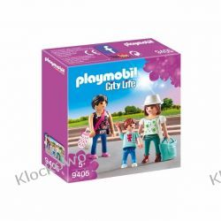 PLAYMOBIL 9405 SHOPPING GIRLS- CITY LIFE