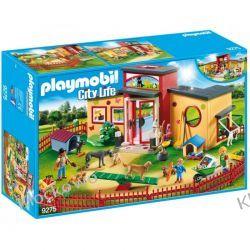 """PLAYMOBIL 9275 HOTEL DLA ZWIERZĄT """"ŁAPKA"""" - CITY LIFE Playmobil"""