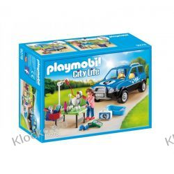 PLAYMOBIL 9278 MOBILNY SALON DLA PSÓW - CITY LIFE Playmobil