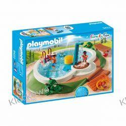 PLAYMOBIL 9422 BASEN Z DZIAŁAJĄCYM PRYSZNICEM - FAMILY FUN Playmobil