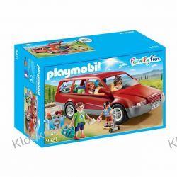 PLAYMOBIL 9421 SAMOCHÓD RODZINNY - FAMILY FUN Playmobil