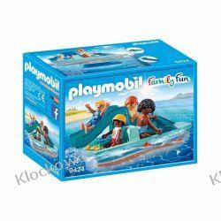 PLAYMOBIL 9424 ROWER WODNY - FAMILY FUN Playmobil