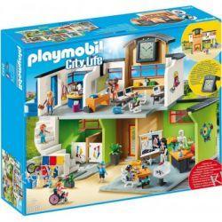 PLAYMOBIL 9453 SZKOŁA Z WYPOSAŻENIEM - CITY LIFE Playmobil
