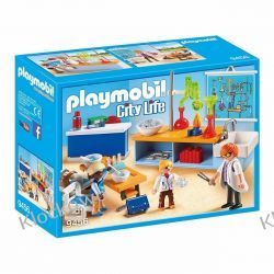 PLAYMOBIL 9456 SALA DO LEKCJI CHEMII - CITY LIFE Playmobil
