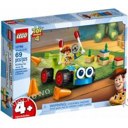 10766 CHUDY I PAN STEROWANY KLOCKI LEGO TOY STORY