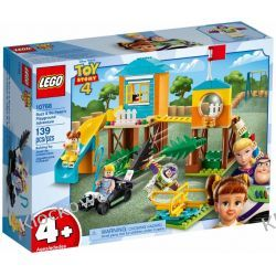 10768 PRZYGODA BUZZA I BOU NA PLACU ZABAW KLOCKI LEGO TOY STORY