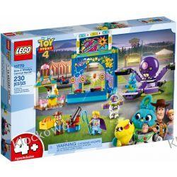 10770 KARNAWAŁOWE SZALEŃSTWO CHUDEGO I BUZZA KLOCKI LEGO TOY STORY Miasto