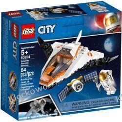 60224 NAPRAWA SATELITY (Satellite Service Mission) KLOCKI LEGO CITY Dla Dzieci