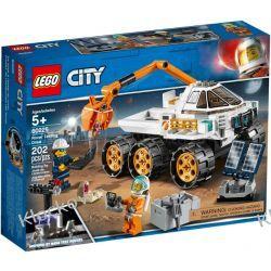 60225 JAZDA PRÓBNA ŁAZIKIEM (Rover Testing Drive) KLOCKI LEGO CITY Kompletne zestawy