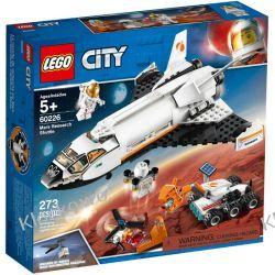 60226 WYPRAWA BADAWCZA NA MARSA (Mars Research Shuttle) KLOCKI LEGO CITY Dla Dzieci