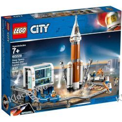60228 CENTRUM LOTÓW KOSMICZNYCH (Deep Space Rocket and Launch Control) KLOCKI LEGO CITY Friends