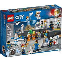 60230 BADANIA KOSMICZNE - ZESTAW MINIFIGUREK (People Pack - Space Research and Development) KLOCKI LEGO CITY Creator