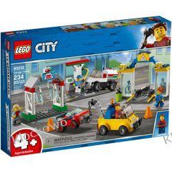 60232 CENTRUM  MOTORYZACYJNE  (Garage Centre) KLOCKI LEGO CITY Harry Potter