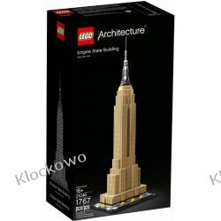 21046 EMPIRE STATE BUILDING KLOCKI LEGO ARCHITECTURE  Playmobil