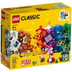 11004 POMYSŁOWE OKIENKA (Windows of Creativity) KLOCKI LEGO CLASSIC Playmobil