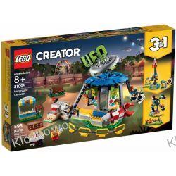 31095 KARUZELA W WESOŁYM MIASTECZKU (Fairground Carousel) KLOCKI LEGO CREATOR