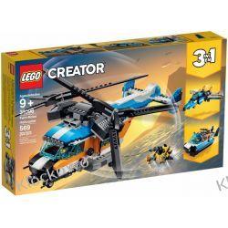 31096 ŚMIGŁOWIEC DWUWIRNIKOWY (Twin-Rotor Helicopter) KLOCKI LEGO CREATOR