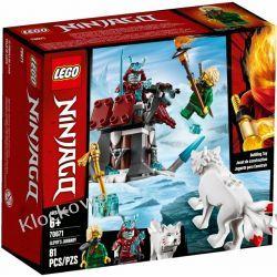 70671 PODRÓŻ LLOYDA (Lloyd's Journey) KLOCKI LEGO NINJAGO Dla Dzieci