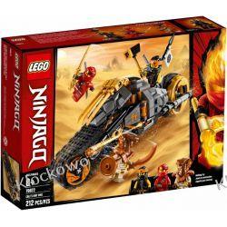 70672 MOTOCYKL COLE'A (Cole's Dirt Bike) KLOCKI LEGO NINJAGO Friends