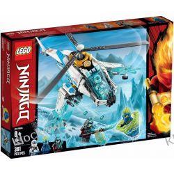 70673 SZURIKOPTER (Shuricopter) KLOCKI LEGO NINJAGO Policja