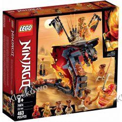 70674 OGNISTY KIEŁ (Fire Fang) KLOCKI LEGO NINJAGO Dla Dzieci