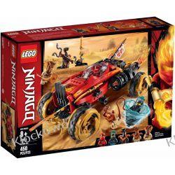 70675 KATANA 4X4 KLOCKI LEGO NINJAGO Dla Dzieci