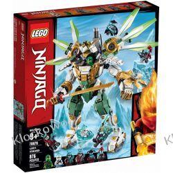 70676 MECHANICZNY TYTAN LLOYDA (Lloyd's Titan Mech) KLOCKI LEGO NINJAGO Dla Dzieci