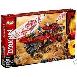 70677 PERŁA LĄDU (Land Bounty) KLOCKI LEGO NINJAGO Dla Dzieci