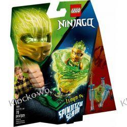 70681 POTĘGA SPINJITZU - LLOYD (Spinjitzu Slam - Lloyd) KLOCKI LEGO NINJAGO Dla Dzieci