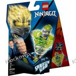 70682 POTĘGA SPINJITZU - JAY (Spinjitzu Slam - Jay) KLOCKI LEGO NINJAGO Dla Dzieci