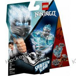 70683 POTĘGA SPINJITZU - ZANE (Spinjitzu Slam - Zane) KLOCKI LEGO NINJAGO Dla Dzieci
