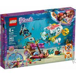 41378 NA RATUNEK DELFINOM (Dolphins Rescue Mission) KLOCKI LEGO FRIENDS Policja