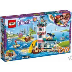 41380 CENTRUM RATUNKOWE W LATARNI MORSKIEJ (Lighthouse Rescue Centre) KLOCKI LEGO FRIENDS Ninjago