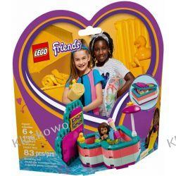 41384 PUDEŁKO PRZYJAŹNI ANDREI (Andrea's Summer Heart Box) KLOCKI LEGO FRIENDS Dla Dzieci