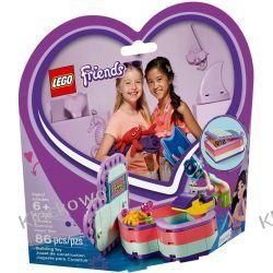 41385 PUDEŁKO PRZYJAŹNI EMMY (Emma's Summer Heart Box) KLOCKI LEGO FRIENDS Dla Dzieci